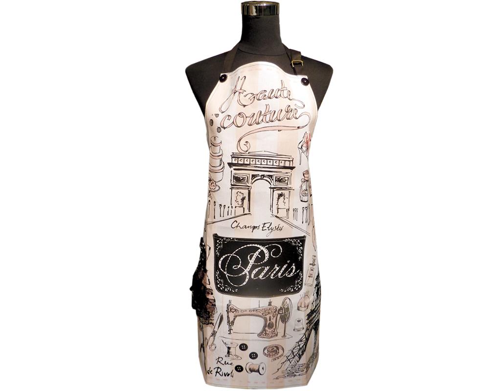Tabliers Haute Couture : Tablier couture paris glam
