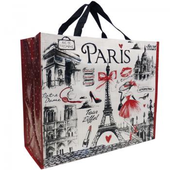 Sac cabas 4 souvenirs Paris