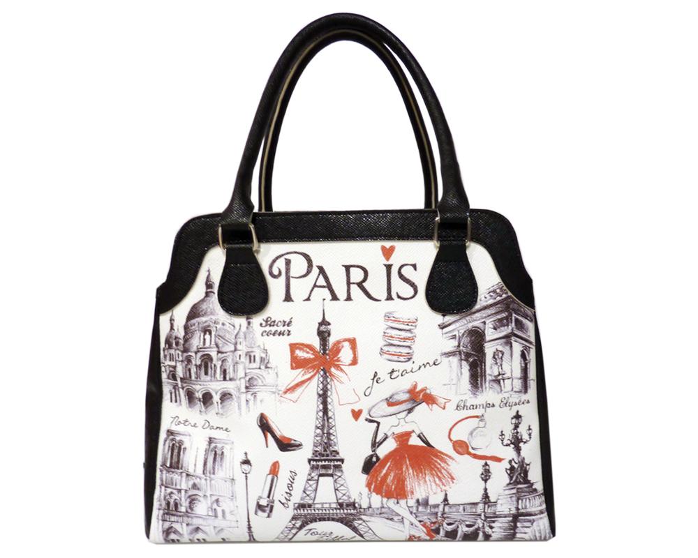 Sac à main 21 souvenirs Paris