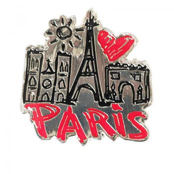 Magnet 10 souvenirs paris
