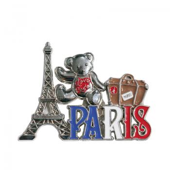 Magnet 24 souvenirs paris