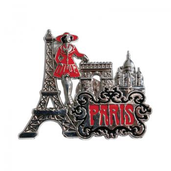 Magnet 25 souvenirs paris