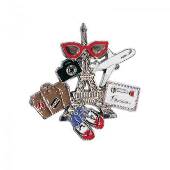 Magnet 31 souvenirs paris