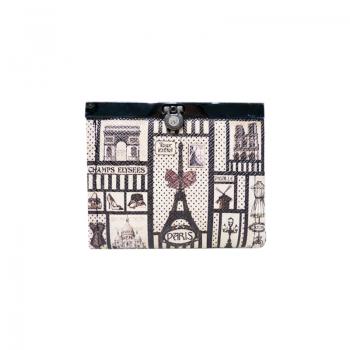 pochette de voyage 7 souvenirs paris