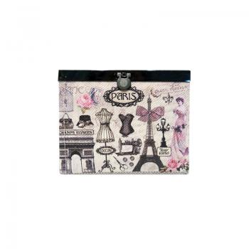 pochette de voyage 36 souvenirs paris