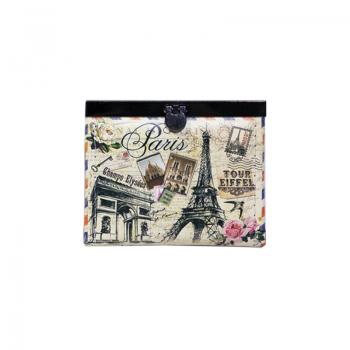 pochette de voyage 37 souvenirs paris