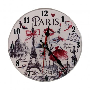 Horloge 2 Souvenirs Paris