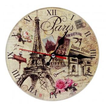 Horloge 1 Souvenirs Paris